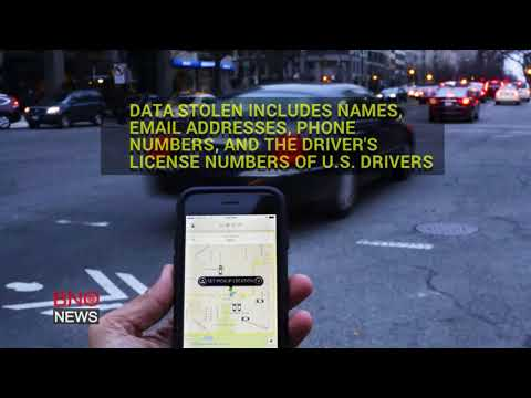 Uber Concealed Data Breach Affecting 57 Million People