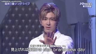 [140618] 東方神起 Sweat 一番ソング SHOW