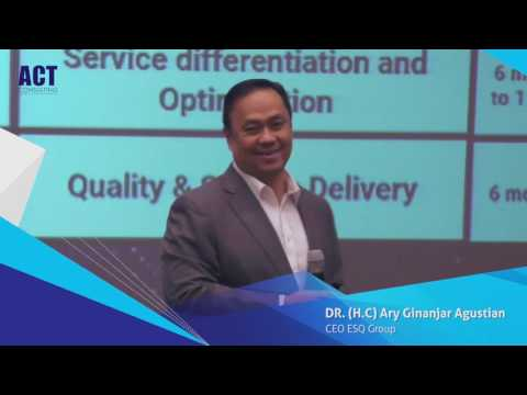"ACT Consulting - DR.HC Ary Ginanjar Agustian ACCF 14 ""DIGITAL MINDSET TRANSFORMATION IN VUCA ERA"""