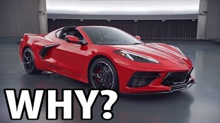 Here's why the 2020 C8 Corvette is so GREAT