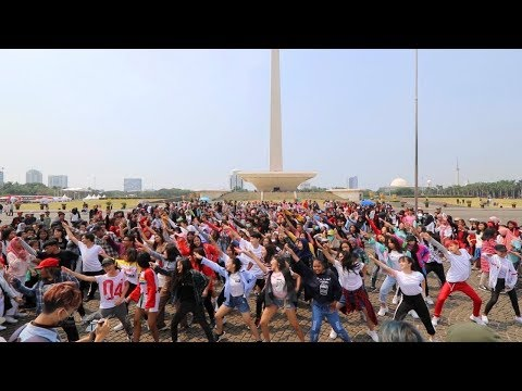 KPOP RANDOM PLAY DANCE JAKARTA INDONESIA VLOG INDONESIA