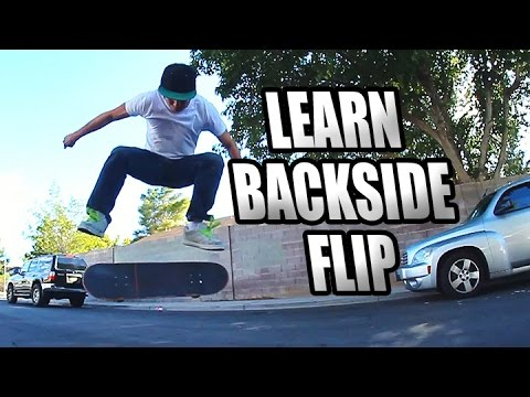 How To Backside Flip: Don't Overthink It!