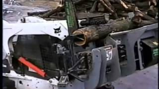 A Better Way To Cut Firewood
