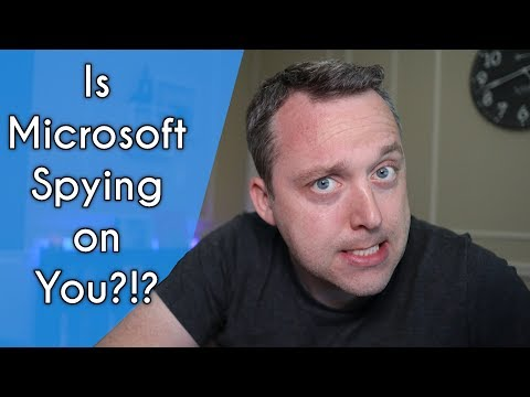 Is Microsoft Spying On You? | Leaving Telemetry On Or Off