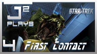 Star Trek Co-Op Campaign Gameplay w/SKS Plays - First Contact - Part 4