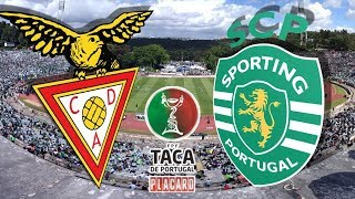 AVES vs SPORTING - FINAL TAÇA PORTUGAL 2017/18 Cromos Panini