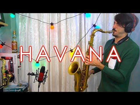 HAVANA - Camila Cabello 🎷[Saxophone Cover]
