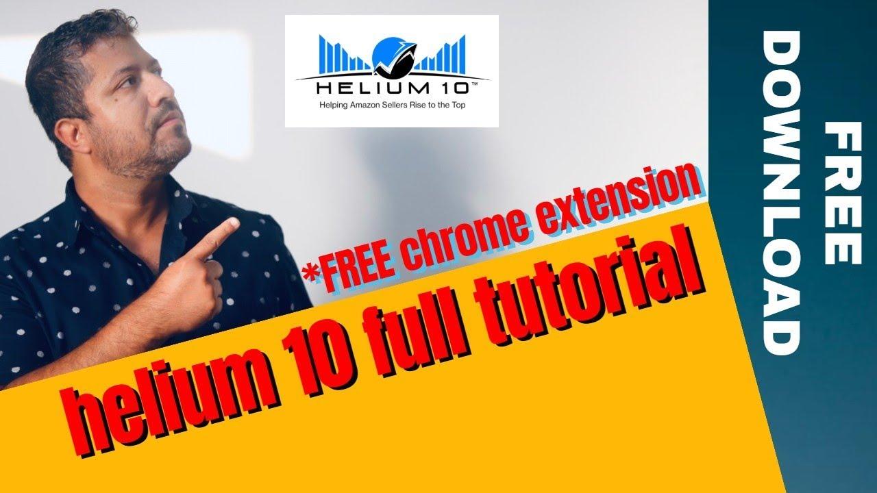 helium 10 free