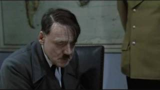 Hitler finds out about the Downfall Parodies