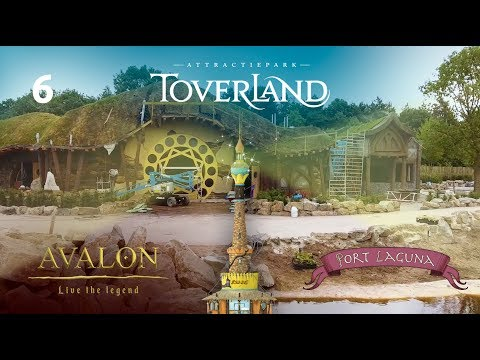 "Check Out Episode 6 of ""The Making Of"" at Toverland."