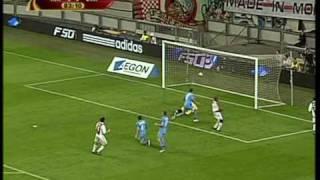 AFC Ajax - Slovan Bratislava 5 : 0 ( Donderdag 20 Augustus 2009 )