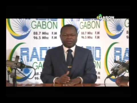 RTG / Politique - Jean Pierre Oyiba invité de la matinale de radio Gabon