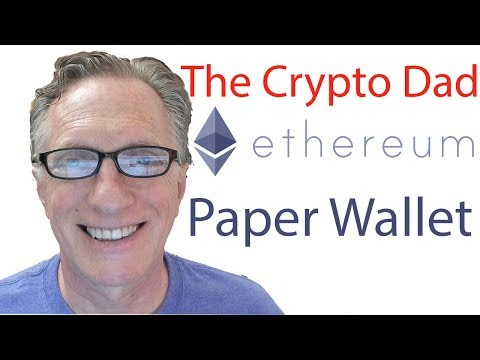 How To Set Up An Ethereum Paper Wallet