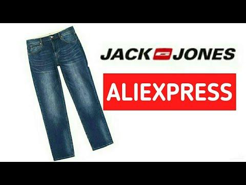 ДЖИНCЫ JACK&JONES | АлиЭкспресс | Распаковка