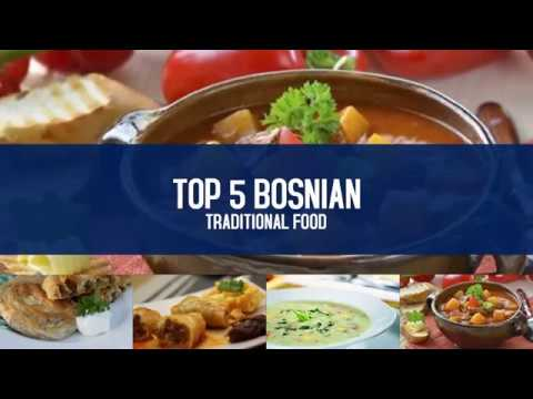 Top 5 traditional food of bosnia and herzegovina youtube top 5 traditional food of bosnia and herzegovina forumfinder