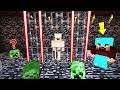 HEROBRİNE SAKAR BEBEĞİ KAÇIRDI !! 😱 - Minecraft