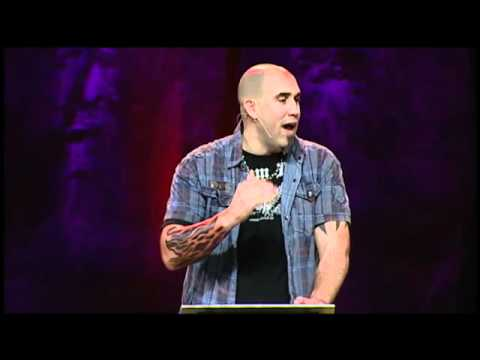 Jesus Was a Rockstar- Aaron Davis