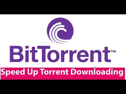 utorrent how to increase download speed