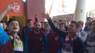 Ankaragücü -Manisa maç öncesi Trabzonlu Gençler
