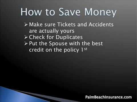 Auto Insurance - How to buy Auto Insurance