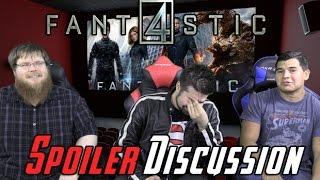 Fantastic Four Spoiler Discussion