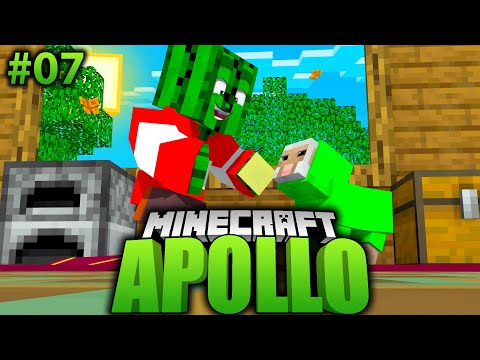 Mein NEUES HAUSTIER?! - Minecraft Apollo #07 [Deutsch/HD]