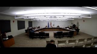 Town of Drumheller Regular Council Meeting of December 12, 2016