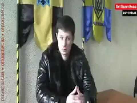 Андрей Билецкий в 2010 г. выступал против сепарации от России
