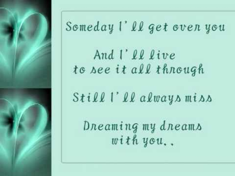 Collin Raye - Dreaming My Dreams With You
