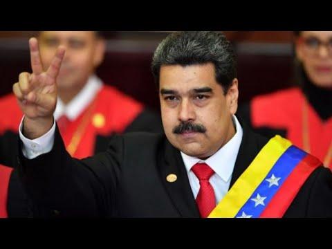 Nicolás Maduro da discurso desde la Asamblea Constituyente de Venezuela