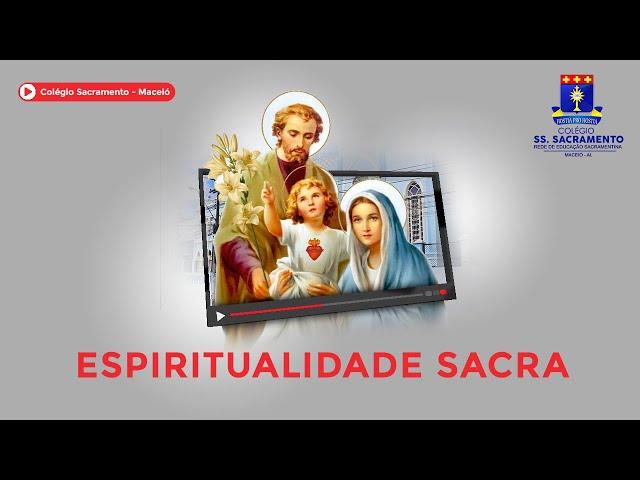 Espiritualidade Sacra