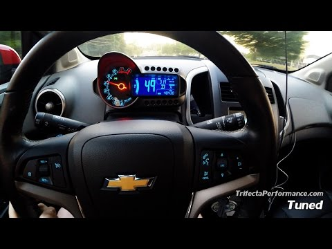 Trifecta Tune - Chevrolet Sonic - Installation, 0-60, Review & More - HD 1.4L