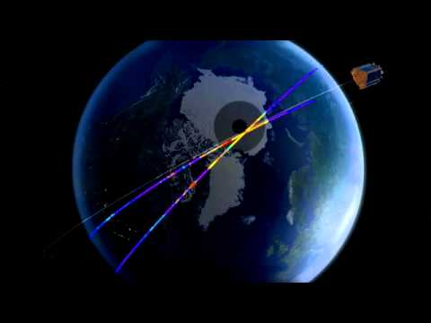 ESA's CryoSat Ice Mission Goes Live
