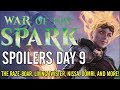 War of the Spark Spoilers: Living Twister, Nissa, The Raze Boar, Domri, and More!