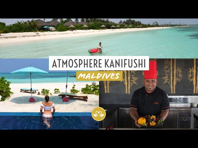 Atmosphere Kanifushi Resort Maldives | Malediven Highlights