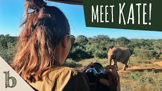 Meet Kate - New Content Producer