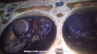 Капитальный ремонт двигателя Приоры (1,6L 16v) (Часть 1)