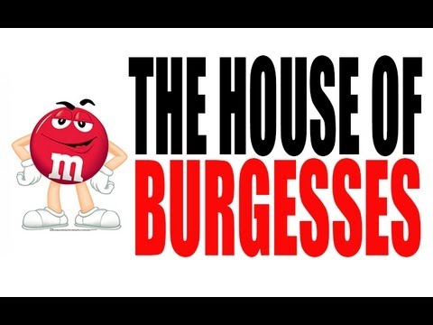 what does house of burgesses mean