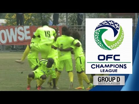 2018 OFC CHAMPIONS LEAGUE GROUP D | Marist FC v AS Magenta Highlights