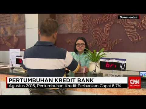 BI Prediksi Pertumbuhan Kredit Perbankan Tahun Ini 7-9%