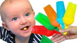 Мороженое - Детская песня | Песни для детей от Кати и Димы