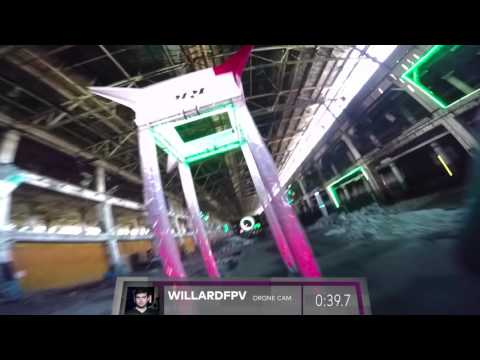 DRL | FPV Feeds from the 2016 DRL Championship | Drone Racing League