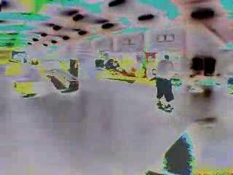 skate board tekitou video advertising