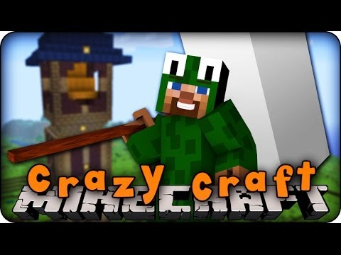 Minecraft Mods Crazy Craft 2 0 Ep 65 Best Weapon