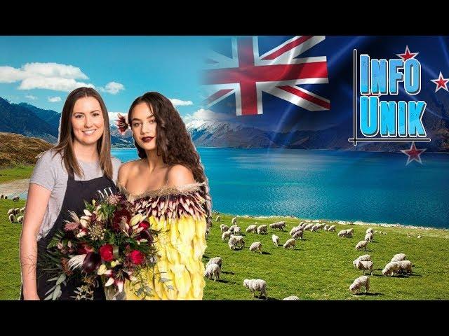 7 Fakta Unik Negara Selandia Baru