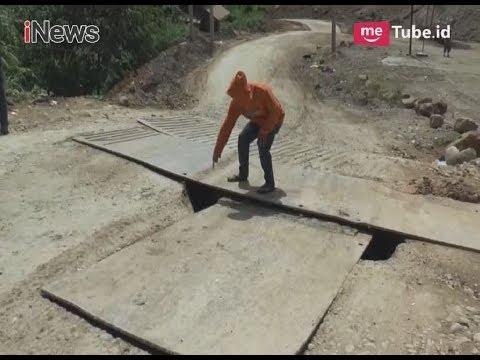 """Jalan Rusak Parah, Inilah Penampakan """"Jalur Neraka"""" Batu Jomba - iNews Pagi 21/03"""