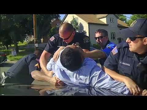 Altercation between Daniel Nagahama and Highland Park police