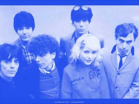 Blondie  Once I Had LoveThe Disco Song Heart of Glass Demo