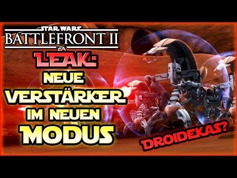 Leak: Neue Verstärker! Droidekas im neuen Modus? - Star Wars Battlefront 2 thumbnail