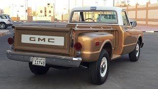 1969 GMC C2500 350 Pickup Truck Restoration Project